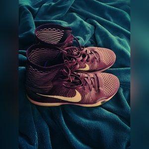 Nike Shoes - STYLISH Deep purple Kobe Nike Sneakers Sz 13